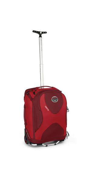 Osprey Ozone 36 Reisbagage rood